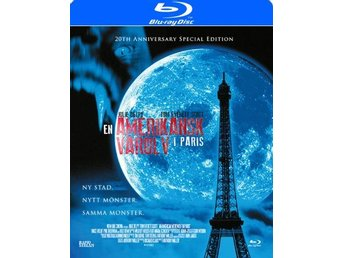 En amerikansk varulv i Paris / 20th ann.Ed (Blu-ray)