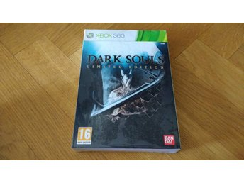 Xbox 360: Dark Souls Limited Edition (inplastat)