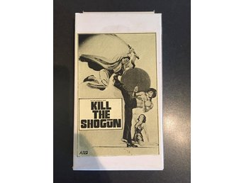 Kill The Shogun VHS