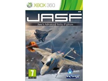 Janes Advanced Strike Fighters Xbox 360