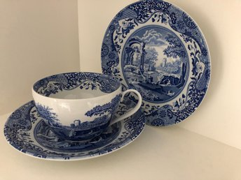 Jumbo kopp Spode Blue Room Collection - Italian - Tekopp
