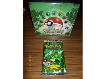 Jungle 1st Edition Booster