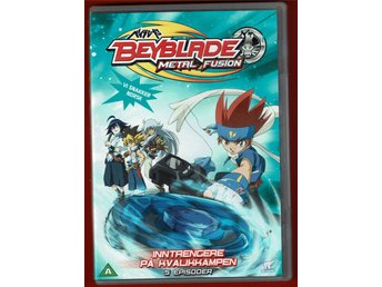 BEYBLADES - METAL FUSION