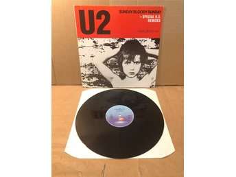 U2 - Sunday bloody Sunday Maxi 12:a!