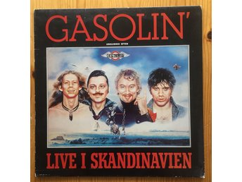 GASOLIN` - LIVE IN SKANDINAVIEN 1978