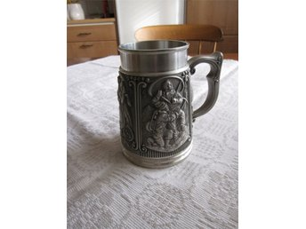 Tennstop The Royal Geographical Society`s  Sesquicentennial Tankard.