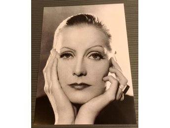 GRETA GARBO 2 PHOTO