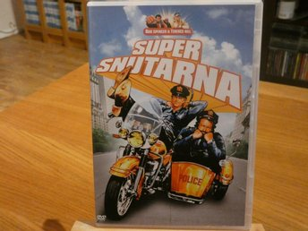 SUPERSNUTARNA - BUD SPENCER - TERENCE HILL (1664)