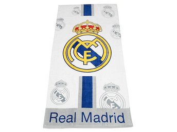 Real Madrid Handduk Logo