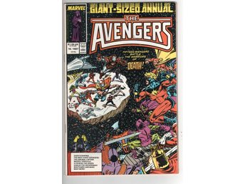 Avengers Annual #16