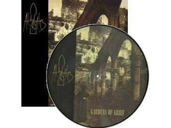 At the gates -Gardens of grief PIC-DISC ltd 300 copies Death
