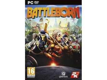 Battleborn - Steam Digitalkod