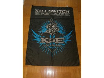 KILLSWITCH ENGAGE (Flagga) 108X78