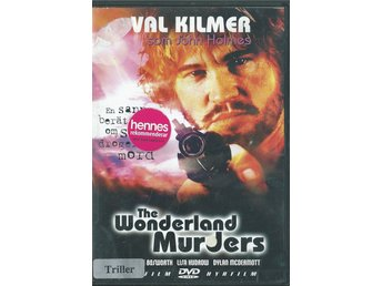 THE WONDERLAND MURDERS - VAL KILMER   (SVENSKT TEXT )