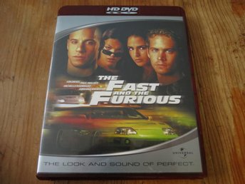 THE FAST AND THE FURIOUS (HD DVD)