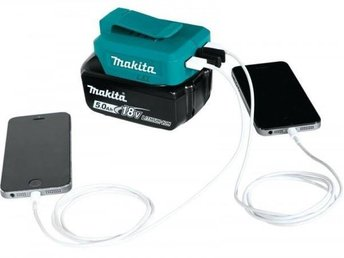 Makita USB-adapter adp05 NY!