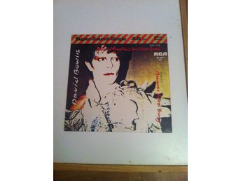 "DAVID BOWIE ""SCARY MONSTERS"" - MAXI SINGLE"