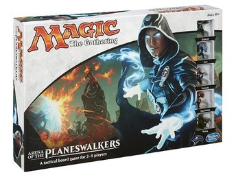 Magic The Gathering – Arena of the Planeswalkers