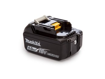 Makita BL1850B 18V 5,0Ah Li-ion Batteri - Sollentuna - Makita BL1850B 18V 5,0Ah Li-ion Batteri - Sollentuna