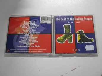 Rolling Stones - Jump back - The Best of the Rolling Stones