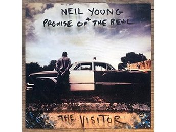 Young Neil + Promise Of The Real: Visitor (2 Vinyl LP)
