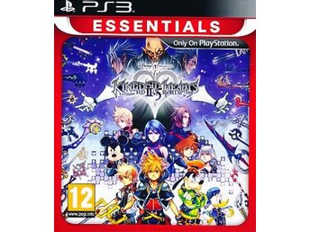 Kingdom Hearts 2.5 Remix Ess. (PS3)