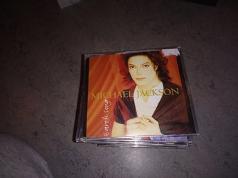 Michael Jackson - Earth Song (cd singel)