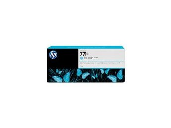 No771C Light cyan ink cartridge, 775ml
