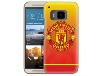 HTC One M9 Skal Manchester United