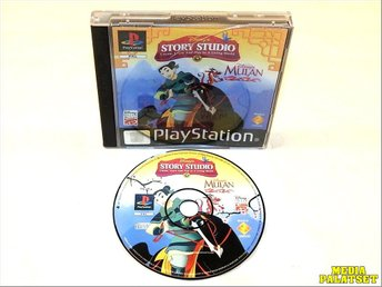 Disneys Story Studio Mulan (PS1)