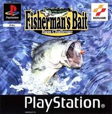 Fishermans Bait - Playstation PS1