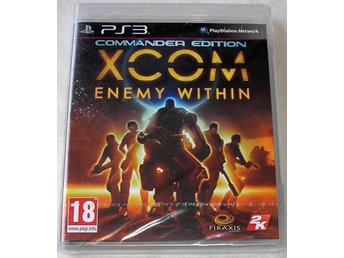 XCOM - Enemy Within (Commander Edition) (PS3) **HELT NY**