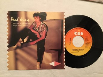 Paul Young-Come back and stay (1983) TOPPEX