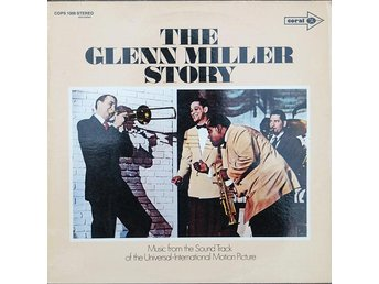 LP The Glenn Miller Story  Music from the soundtrack