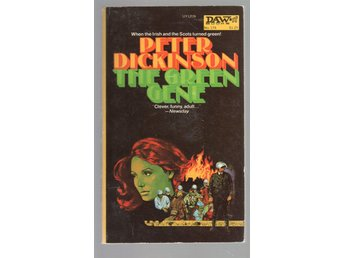 Peter Dickinson - The Green Gene - DAW 174