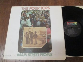 "The Four Tops ""Main Street People"""