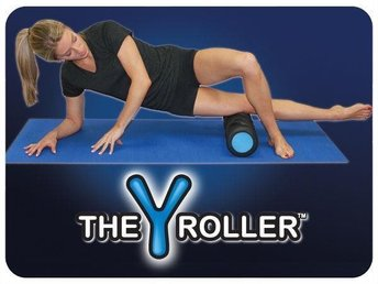 Pro-Tec Athletics The Y Roller - Foam Roller massage yoga pilates