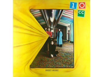 10cc_Sheet Music_1974_Art Rock_Wall Street Shuffle_The Worst Band In The World