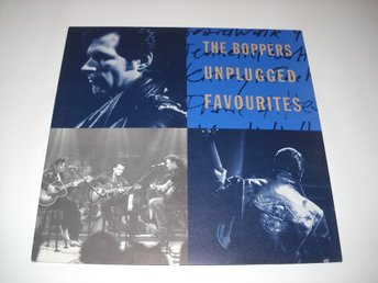 BOPPERS - UNPLUGGED FAVOURITES  LP