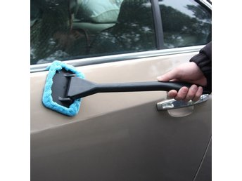 Dammvippa För Bilen Window Cleaner Windshield Microfiber