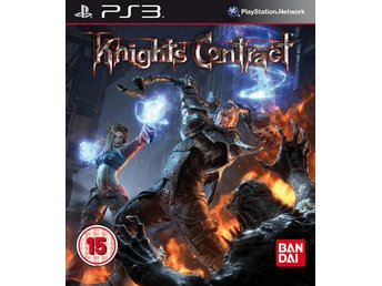 Knights Contract - PS3 - Komplett