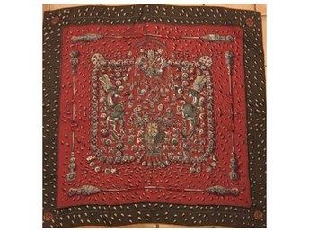 ᐈ Köp Sjalar i siden   silke på Tradera • 352 annonser 35a7acfe849d9