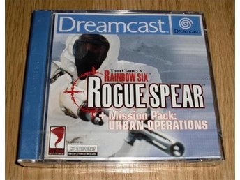 DC: Rainbow Six Rogue Spear (ny)