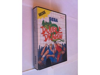 Master System: Double Dragon