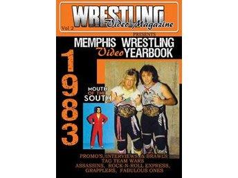 1983 Memphis Wrestling Video Yearbook (DVD) - Nossebro - 1983 Memphis Wrestling Video Yearbook (DVD) - Nossebro