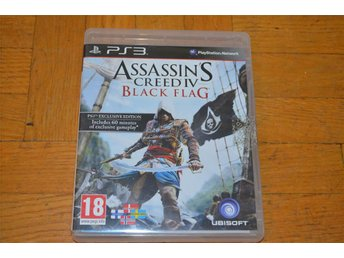 Assassins Creed Black Flag Playstation 3 PS3 - Töre - Assassins Creed Black Flag Playstation 3 PS3 - Töre