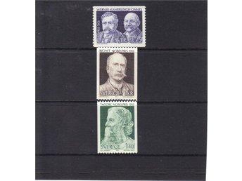 Nobelpristagare 1913, 1973, komplett ** - Göteborg - Nobelpristagare 1913, 1973, komplett ** - Göteborg