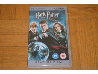 Harry Potter And The Order Of The Phoenix UMD Video för PlayStation PSP