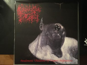Prosanctus Inferi - Pandemonic Ululations of Vesperic Palpitations LP