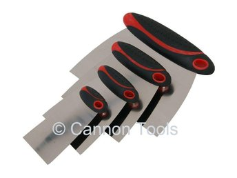 Body Filler Application Set 4pce Square Corner Scraper Auto Body Shop Tool - Sheffield - Body Filler Application Set 4pce Square Corner Scraper Auto Body Shop Tool - Sheffield